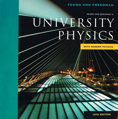 University physics pdf 12th edition.