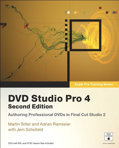 9780321501899: Apple Pro Training Series: DVD Studio Pro 4 (2nd Edition) (Apple Pro Training Series)