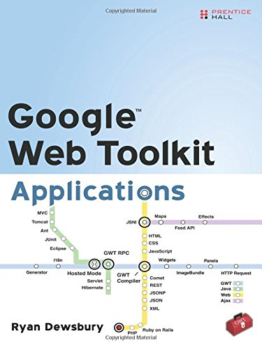 9780321501967: Google Web Toolkit Applications