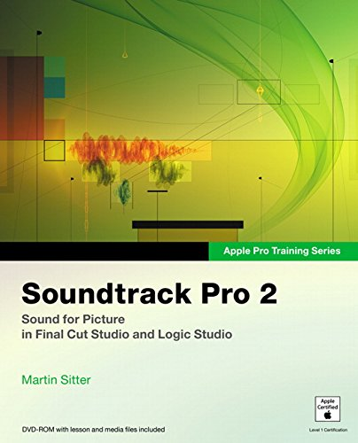 9780321502667: Apple Pro Training Series: Soundtrack Pro 2
