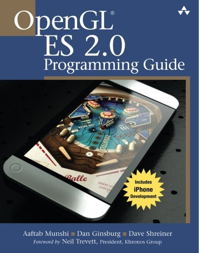 9780321502797: OpenGL ES 2.0 Programming Guide