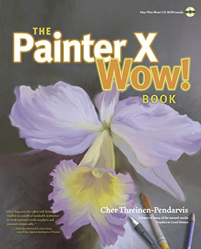 9780321503251: The Painter X Wow! Book (One-Click Wow)