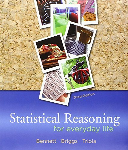 9780321505736: Statistical Reasoning for Everyday Life plus MyStatLab Student Access Kit (3rd Edition)