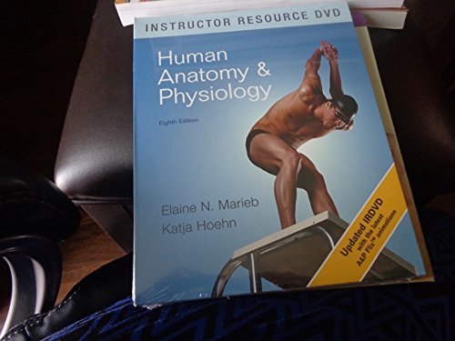 9780321507044: Human Anatomy & Physiology Instructor Resource DVD