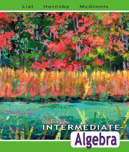9780321507211: Intermediate Algebra plus MyMathLab Student Access Kit (10th Edition)