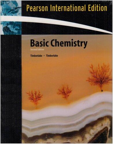 Basic Chemistry: Karen C. Timberlake,