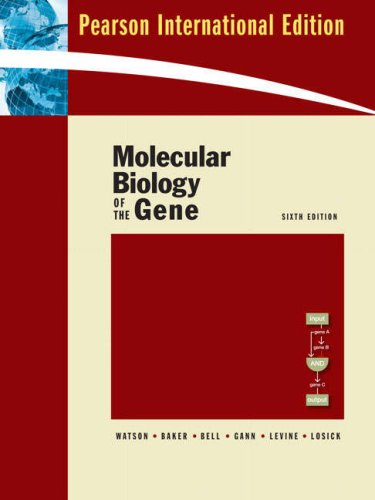 9780321507815: Molecular Biology of the Gene: International Ed