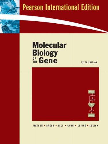 9780321507815: Molecular Biology of the Gene