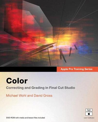 9780321509116: Apple Pro Training Series: Color