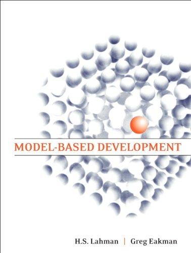 9780321509208: Model-based Development: Applications