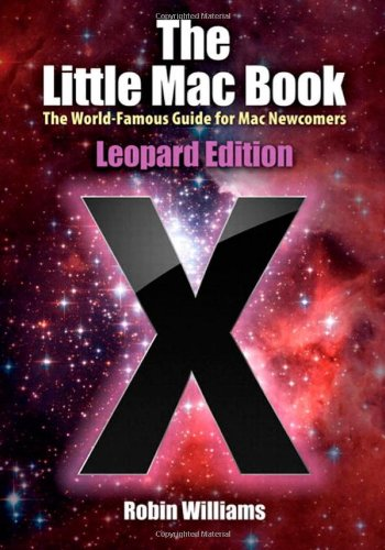 9780321509413: The Little Mac Book: Leopard Edition