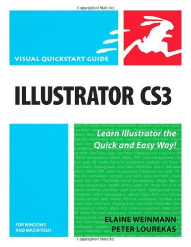 9780321510457: Illustrator CS3 for Windows and Macintosh