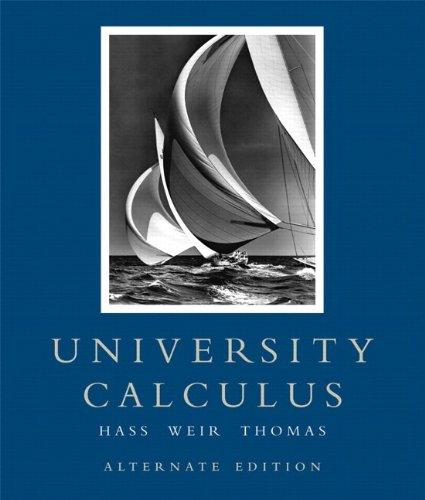9780321512437: University Calculus: Alternate Edition plus MyMathLab