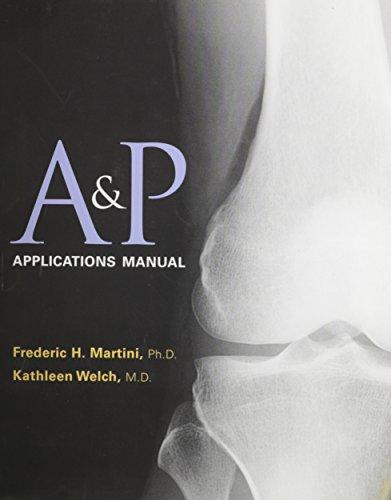 9780321513106: A&P Applications Manual
