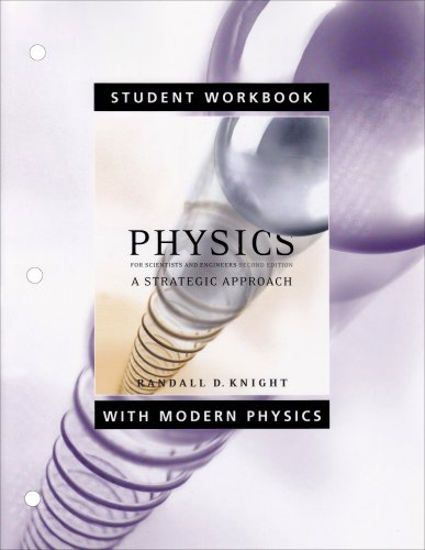 9780321513571: Student Workbook for Physics for Scientists and Engineers: A Strategic Approach with Modern Physics