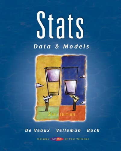 9780321514189: Stats: Data and Models Value Package (includes MINITAB Student Release 14 Statistical Software)