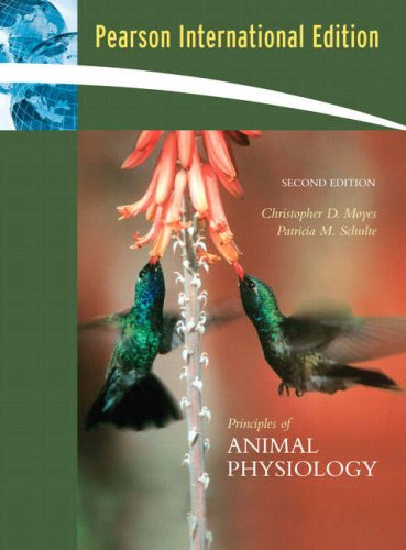 9780321516114: Principles of Animal Physiology