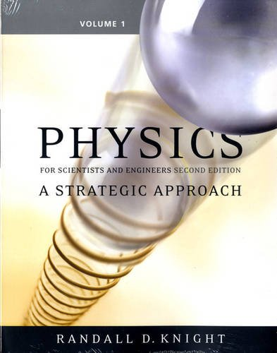 9780321516626: Physics for Scientists and Engineers: A Strategic Approach, Vol 1 (Chs 1-15) with MasteringPhysics (2nd Edition)