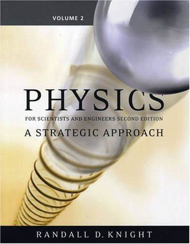 9780321516688: Physics for Scientists and Engineers: A Strategic Approach, Vol 2 (Chs 16-19)