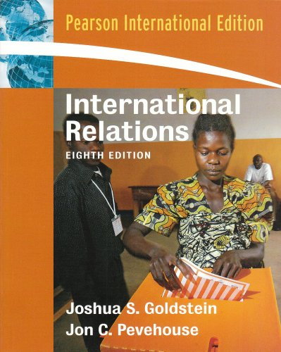 9780321516961: International Relations: International Edition