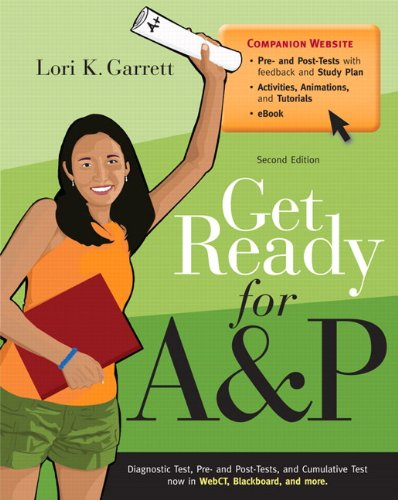 9780321517043: Get Ready for A&P (2nd Edition)