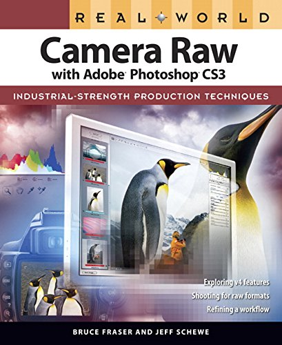 9780321518675: Real World Camera Raw with Adobe Photoshop CS3