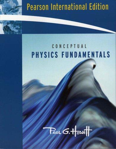 9780321519788: Conceptual Physics Fundamentals: International Edition