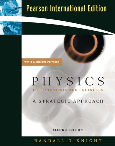 9780321520241: Physics for Scientists and Engineers: A Strategic Approach with Modern Physics and Mastering Physics: International Edition