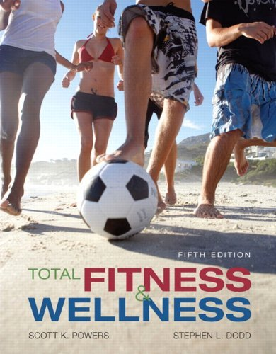 9780321523013: Total Fitness and Wellness (5th Edition)