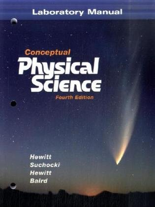 9780321524058: Laboratory Manual for Conceptual Physical Science