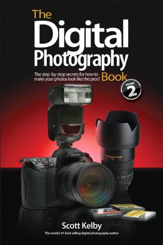 9780321524768: Digital Photography Book, Part 2, The: The Step-by-Step Secrets for How to Make Your Photos Look Like the Pros!: v. 2