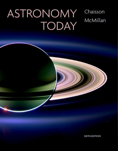 Astronomy Today Value Package (includes Lecture Tutorials for Introductory Astronomy) (6th Edition) (0321525086) by Eric Chaisson; Steve McMillan