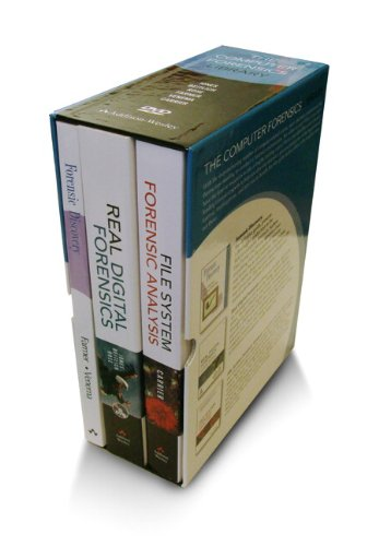 9780321525642: Computer Forensics Library Boxed Set