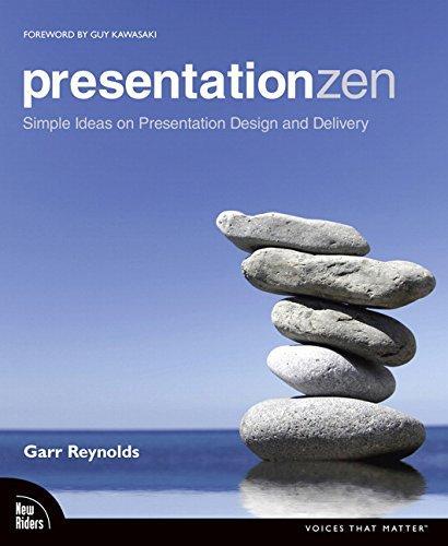 9780321525659: Presentation Zen: Simple Ideas on Presentation Design and Delivery