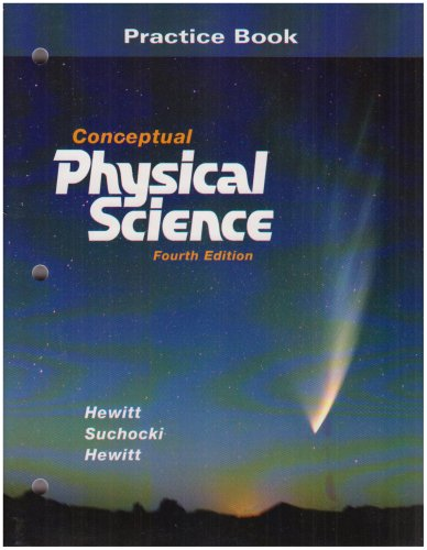 9780321527394: Practice Book for Conceptual Physical Science