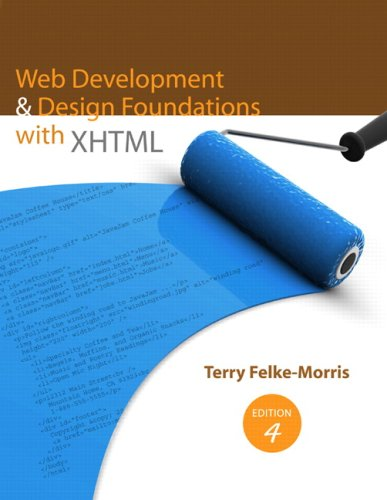 9780321530196: Web Development & Design Foundations with XHTML