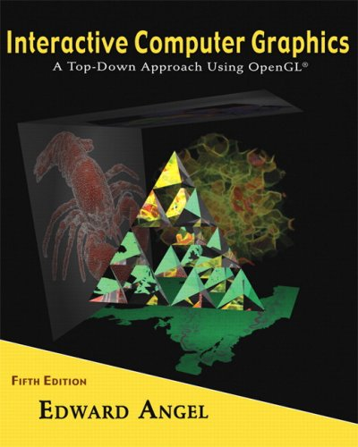 9780321535863: Interactive Computer Graphics: A Top-down Approach Using OpenGL
