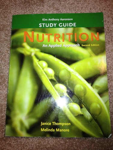9780321536501: Study Guide for Nutrition: An Applied Approach