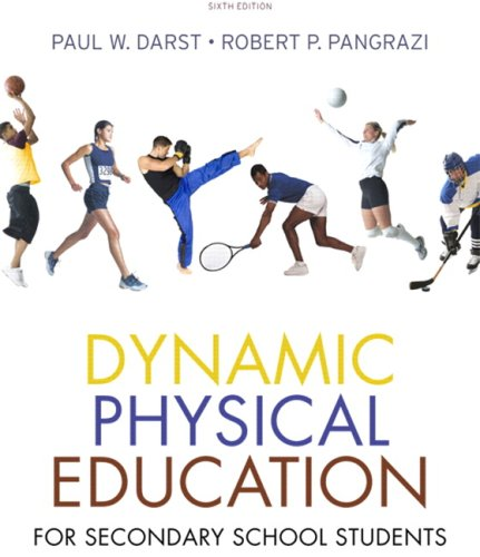 9780321536792: Dynamic Physical Education for Secondary School Students (6th Edition)