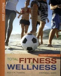 9780321538123: Total Fitness and Wellness: Brief Edition (Text Component)