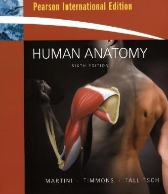 9780321539090: Human Anatomy: International Edition