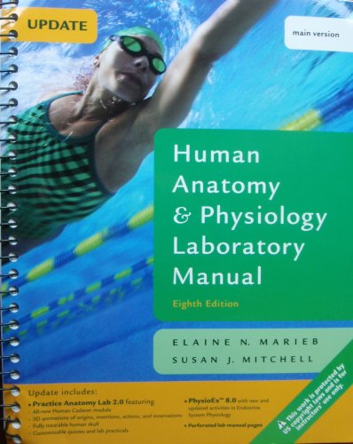 9780321540331: Human Anatomy & Physiology Laboratory Manual (Main Version Update)