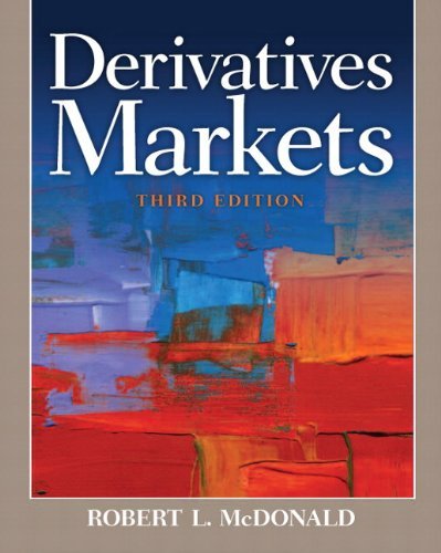 Derivatives Markets with Student Solution Manual