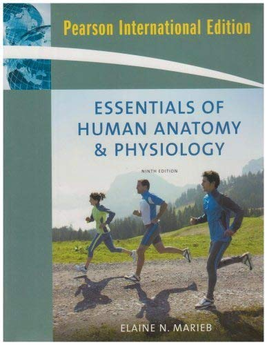 9780321544117: Essentials of Human Anatomy and Physiology