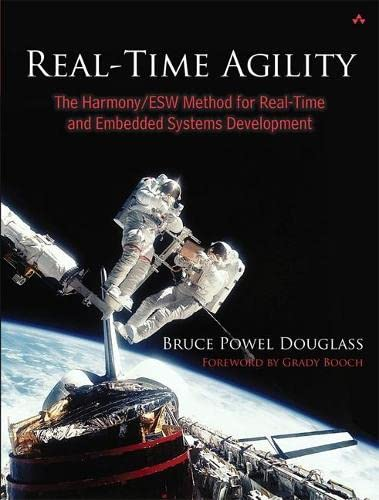 9780321545497: Real-Time Agility: The Harmony/ESW Method for Real-Time and Embedded Systems Development