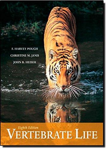 9780321545763: Vertebrate Life (8th Edition)