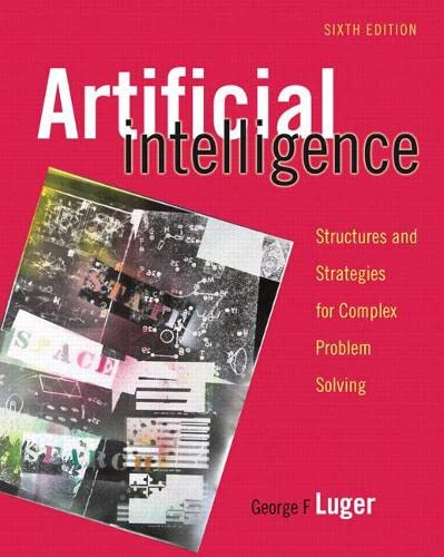 9780321545893: Artificial Intelligence: Structures and Strategies for Complex Problem Solving (6th Edition)