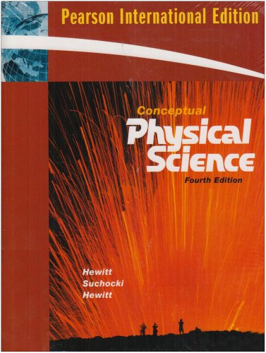 9780321545930: Conceptual Physical Science: International Edition