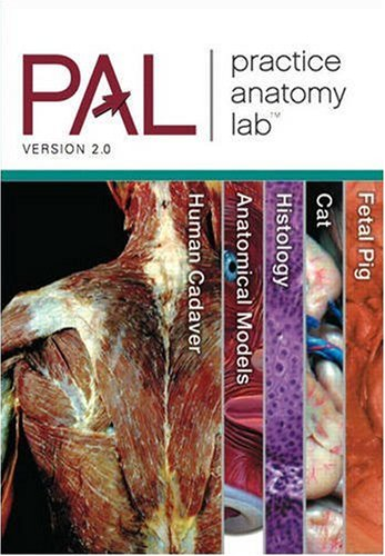 9780321547255: Practice Anatomy Lab 2.0 CD-ROM