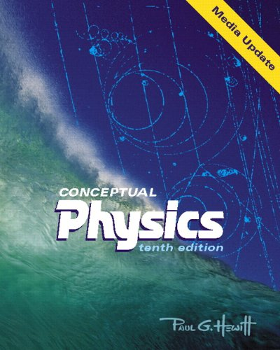 9780321548092: Conceptual Physics Media Update, 10th Edition